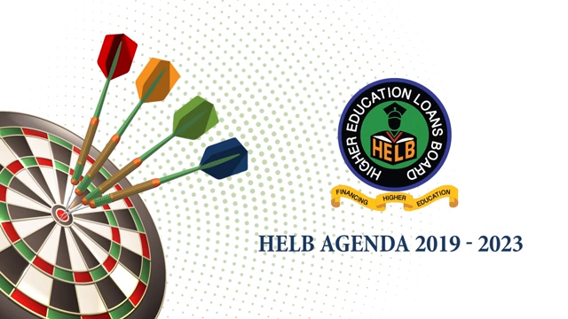 HELB Agenda 2019/23 (Strategic Plan Launch)